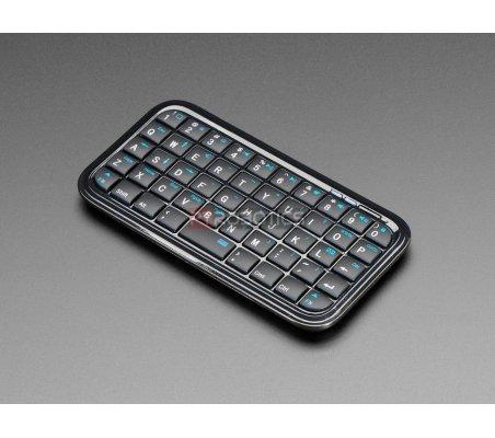 Mini Teclado Bluetooth - Preto