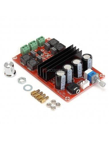 Placa Amplificadora de Áudio Digital 2 Canais XH-M190 2x100W TPA3116