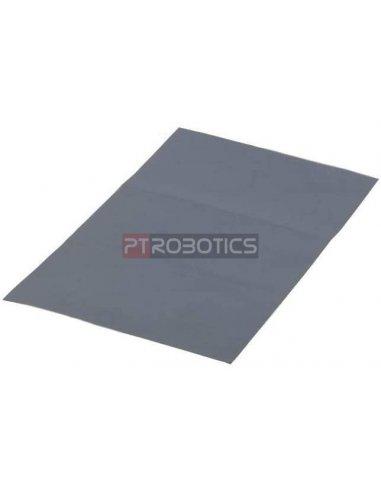 Película de Silicone Autocolante para Dissipador 220x150x0.23mm
