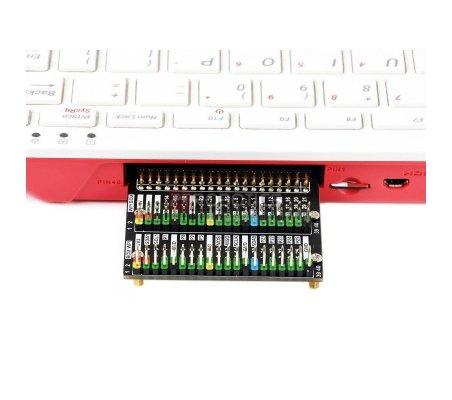 Expansor 2x40 Pinos para Raspberry Pi - Waveshare