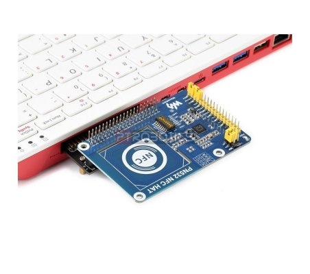 Expansor GPIO para Raspberry Pi 400 - Waveshare