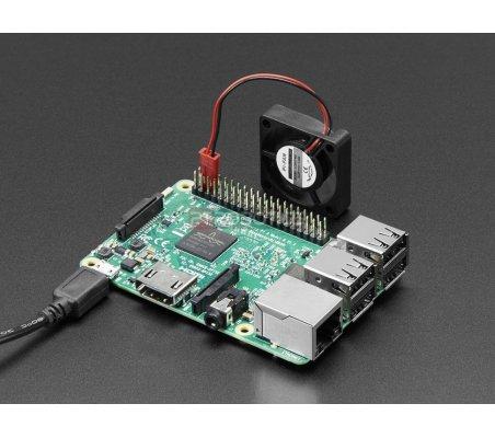 Ventoinha 5V 30x30x8mm para Raspberry Pi
