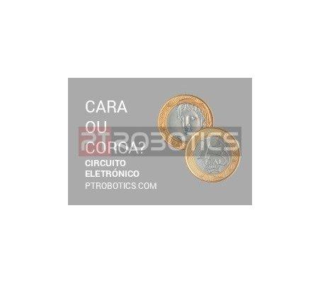 Cara ou Coroa - Eletrónica Essencial