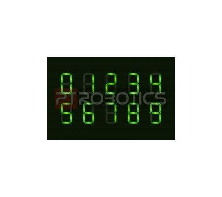 Descodificador BCD para 7-Segmentos - 4511 - Eletrónica Essencial