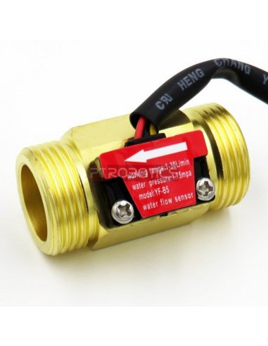 Sensor de Fluxo de Água YF-B5