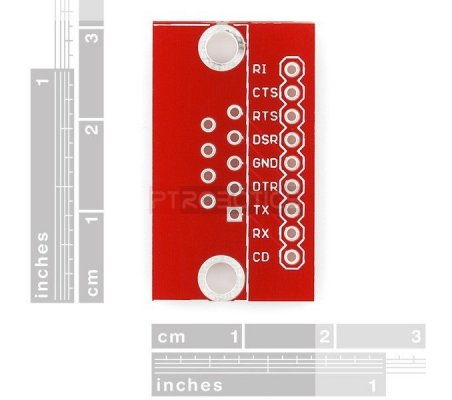 Breakout Board for Serial DB9 | Conversores |