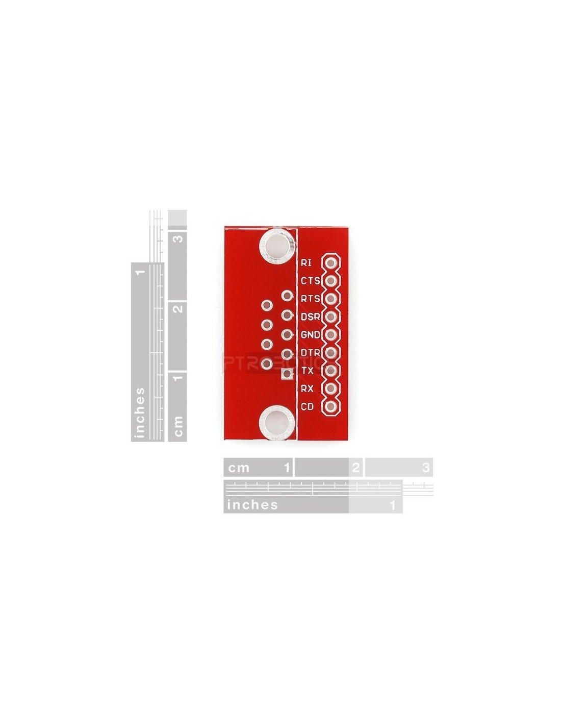 db9 Mouser Electronics, Inc