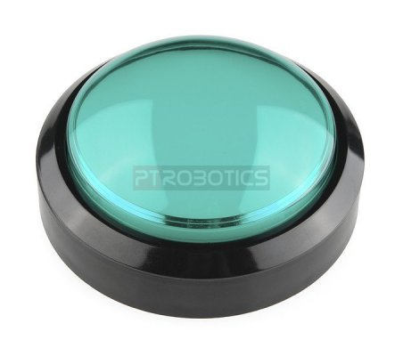 Big Dome Push Button - Green | Push Button |