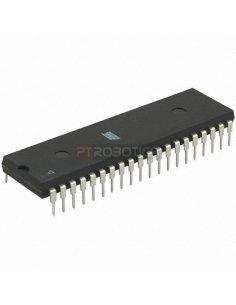 ATMEGA644-20PU AVR 40Pin 20Mhz 64K
