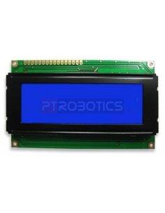 LCD 20x4 Blue NHD-0420DZ-NSW-BBW
