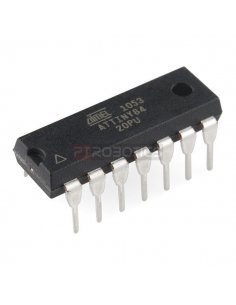 ATtiny84 - AVR 14 Pin 20MHz 8K