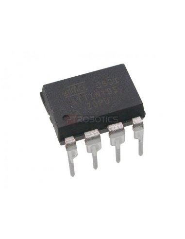 ATtiny85 - AVR 8 Pin 20MHz 8K | ATMEL | Atmel