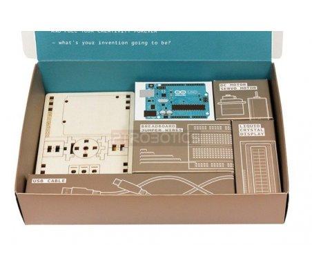 The Arduino Starter Kit