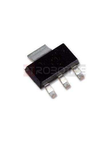 NCP1117ST50T3G - 5V 1A Low Dropout Voltage Regulator | Regulador de Voltagem | Reguladores |