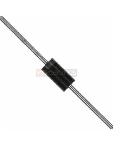 1N4004 - Diode 1A 400V   Diodos Standard  