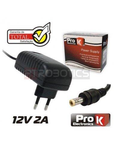 Switching Power Supply 12V 2A | Fonte de Alimentação |