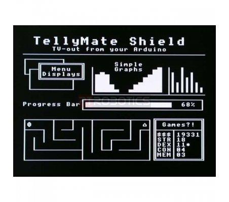 TellyMate Shield