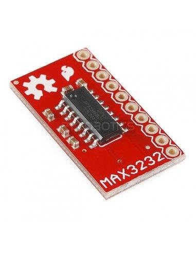 MAX3232 Breakout | Conversores |