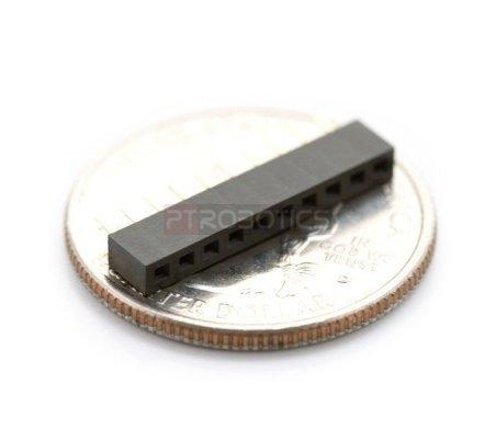 2mm 10pin XBee Socket | Zigbee |