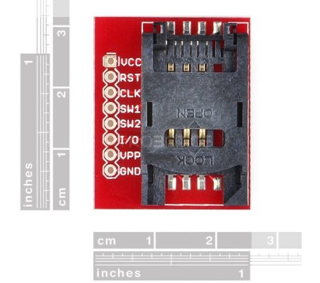 Breakout Board for SIM Cards | Varios |