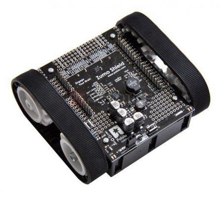Zumo Shield for Arduino   Motores Arduino  