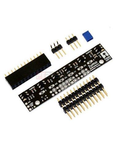 Zumo Reflectance Sensor Array | Sensores Ópticos |