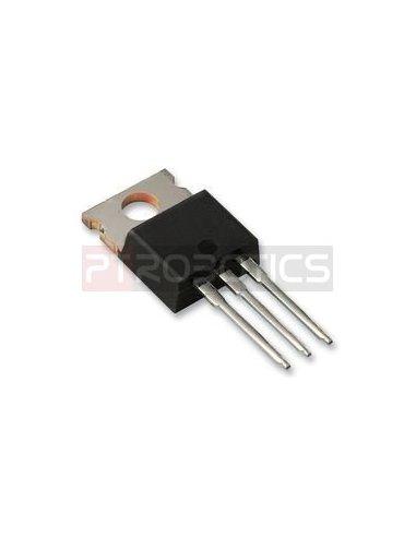 LM7805 - 5V 1A Positive Voltage Regulator | Regulador de Voltagem | Reguladores |