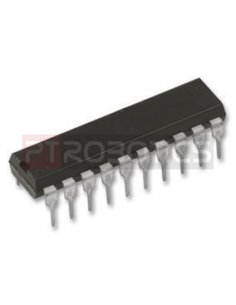 TPIC6B595 - High-voltage medium-current power 8-bit shift register