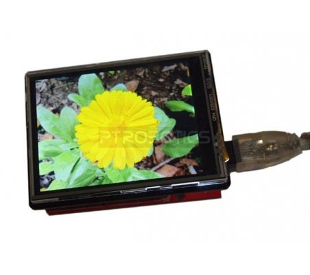 2.8'' TFT Touch Shield V2.0 | LCD Grafico |