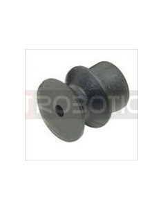 Plastic Pulley 12mm for 2mm Shaft