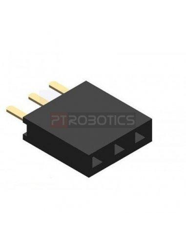 PCB Socket 3Pin Single Row | Headers e Sockets |
