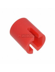 Switch Cap for Push Button Round Red