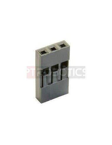Crimp Connector Housing 1x3Pin | Headers e Sockets |