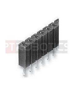 Header Socket 2.54mm 36way
