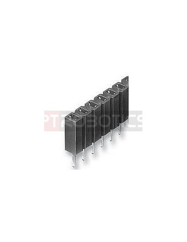 Header Socket 2.54mm 36way