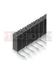 Header Socket 2.54mm 36way Right Angle