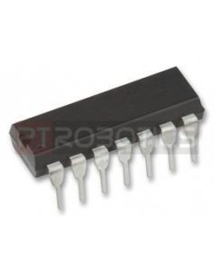 74HC164 - 8-bit serial-in, parallel-out shift register