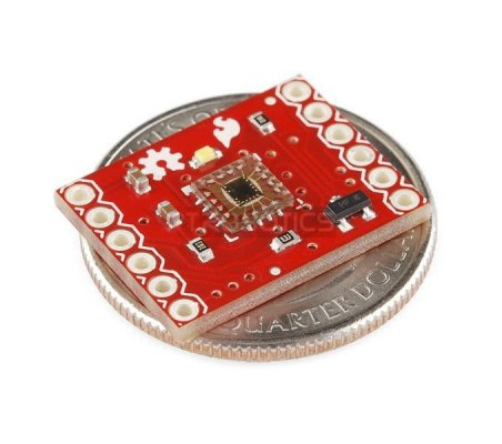 HDJD-S822 Color Sensor Breakout | Sensores Ópticos |