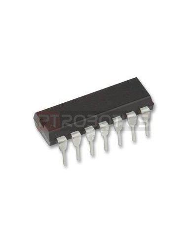74HC4066 - Quad single-pole single-throw analog switch | 74HC(T) |