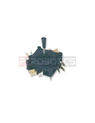 Joystick Switch - 250V 10A
