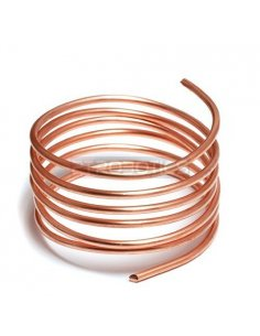 Enamelled Copper Wire Ø0.2mm - 1m