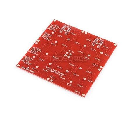 Button Pad 4x4 - Breakout PCB | Varios |
