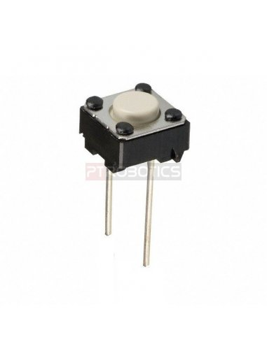 Push Button SPST 24V 50mA 2Pin | Tactile Switch |