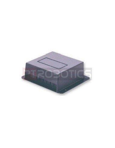 Box Flanged Black PBL7   Caixas de Aparelhagem  
