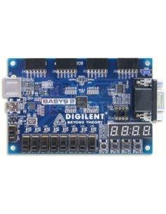 Basys2 Spartan-3E FPGA Board