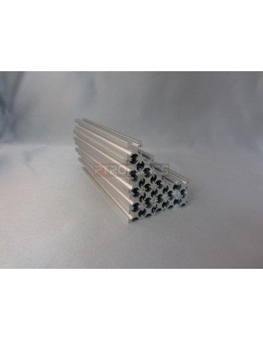 Makerbeam 100mm Beam Clear Anodised