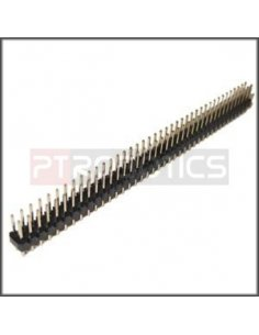 PCB Header 40Pin Double Row