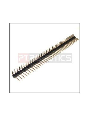 PCB Header 40Pin 90º Single Row
