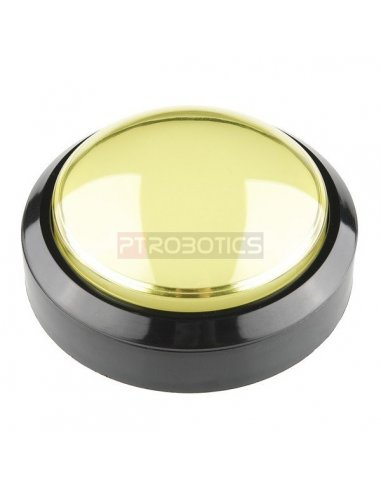 Big Dome Push Button - Amarelo | Push Button |