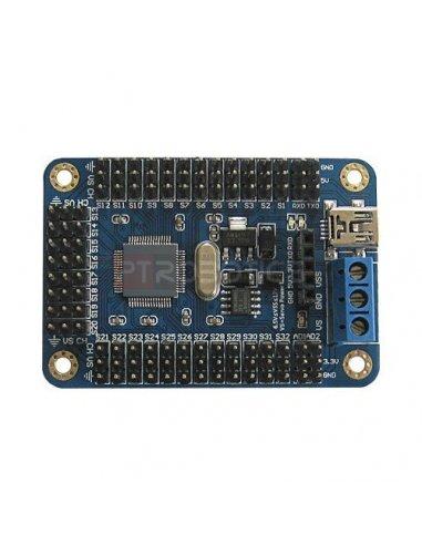 Serial Servo Controller - 32ports